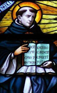 Wat zegt Sint-Thomas van Aquino, middeleeuws theoloog, over immigratie?