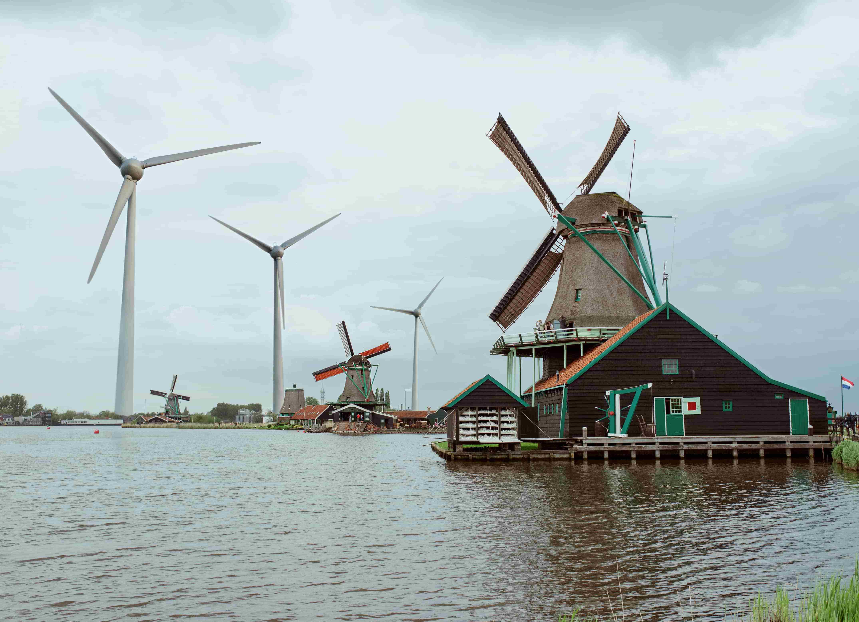Zijn windturbines echt schoon en groen?