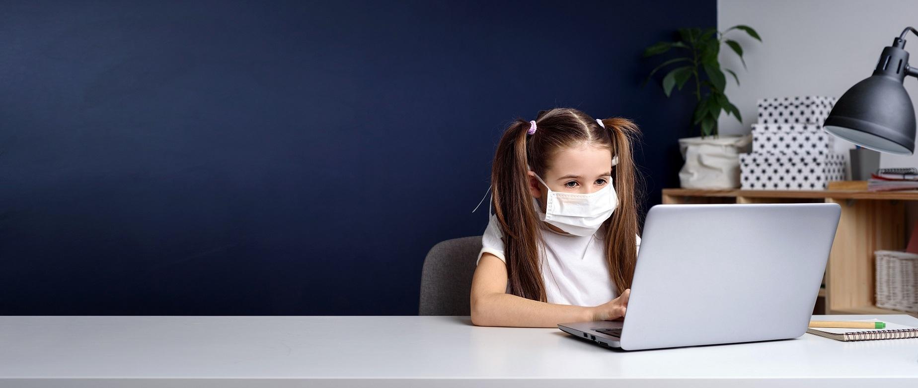 """Dit is de schade van online afstandsonderwijs, en ze noemen het """"normaal."""""""