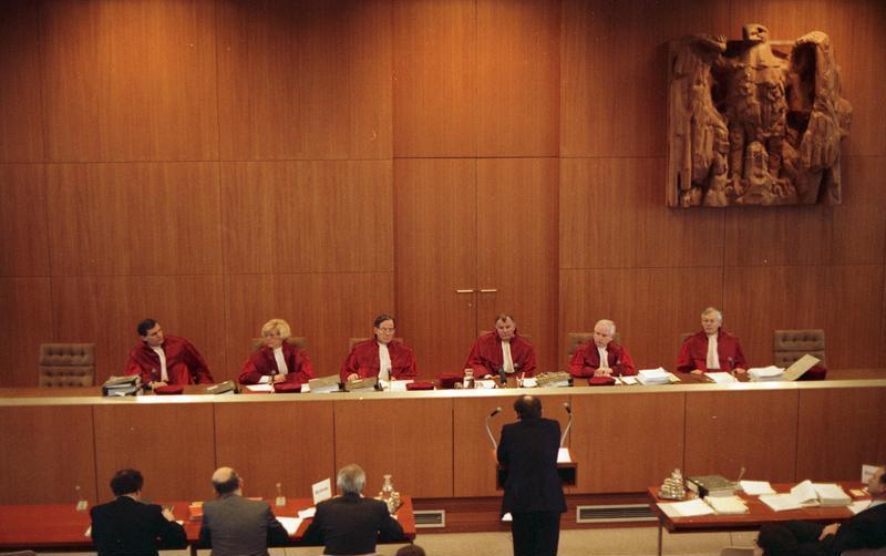 Duitse rechters doen uitspraak: bloedneus voor Brussel