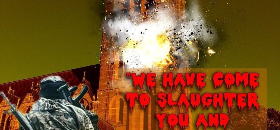 Islamitische Staat waarschuwt Nederland: 'We slachten jullie af'
