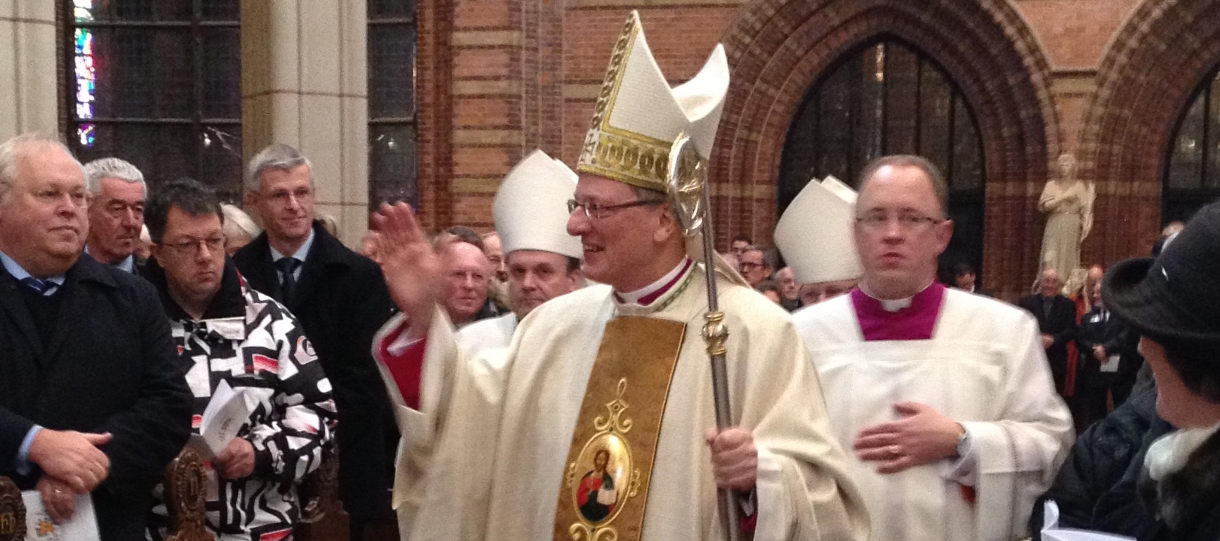 Hulpbisschop Jan Hendriks beveelt Mars voor het Leven aan