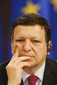 Logisch: communist Barroso (EU) in dienst bij roofkapitalisten Goldman Sachs