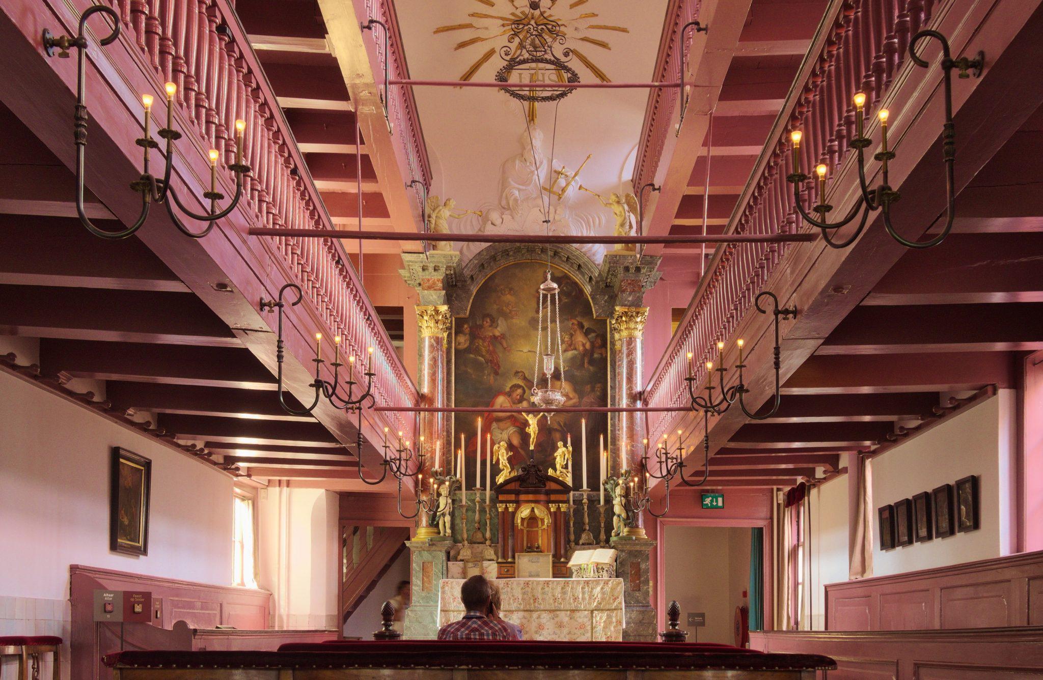 Amsterdam: geen geld voor schuilkerk, wel voor Zwarte Piethaters