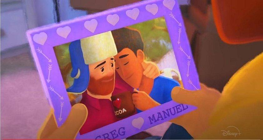 Disney+ dringt uw peuter een homoseksuele 'held' op