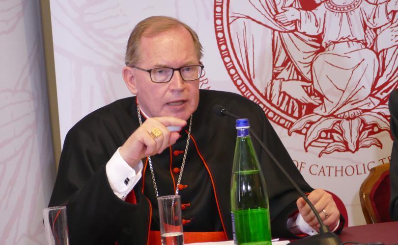 Kardinaal Eijk: 'Gendertheorie zet seksuele moraal en geloofsverkondiging op het spel'