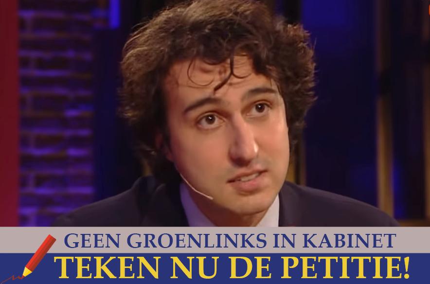 GroenLinks houdt Nederland aan een lijntje. Dat moeten we stoppen!