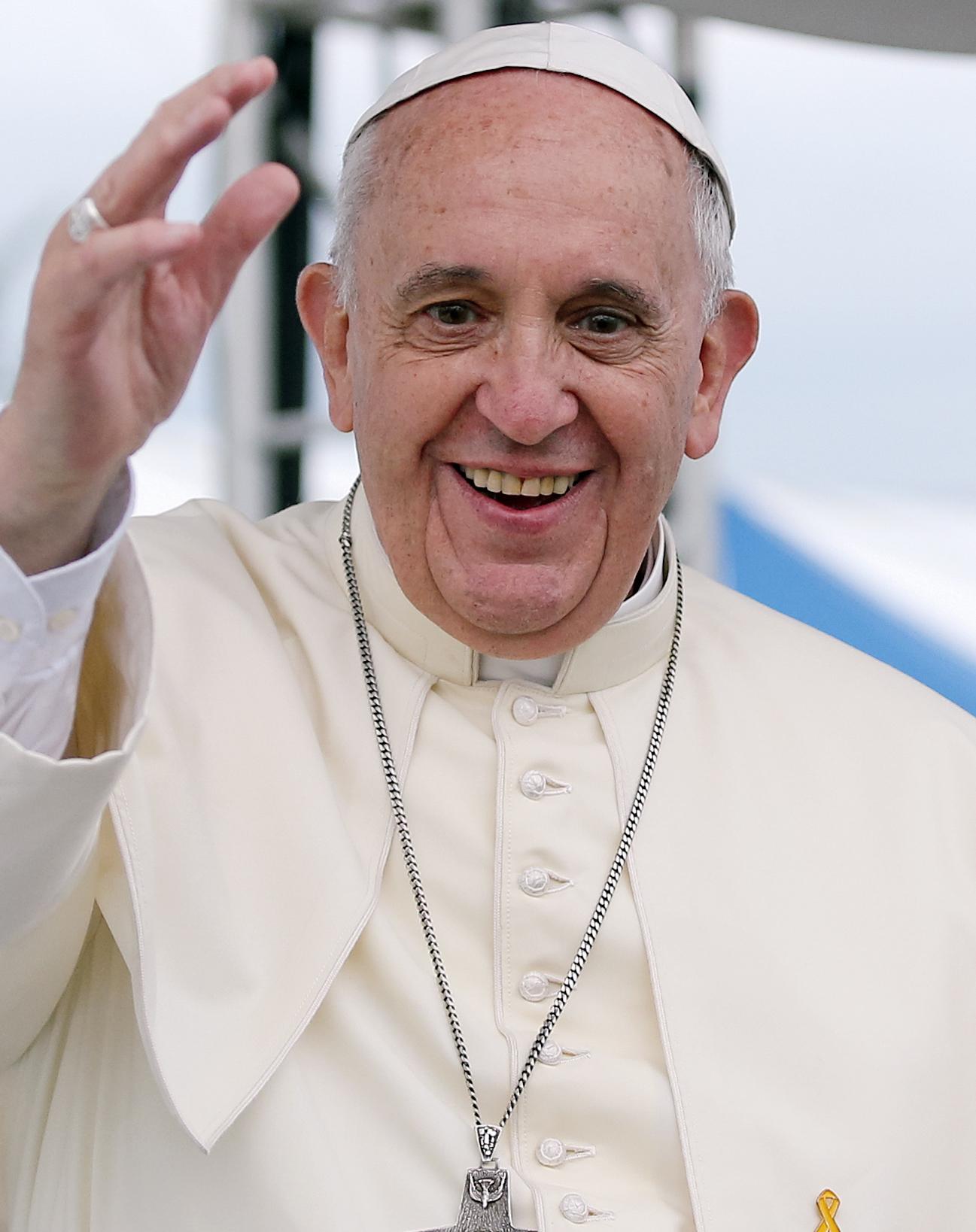 Paus Franciscus haalt hard uit naar abortus