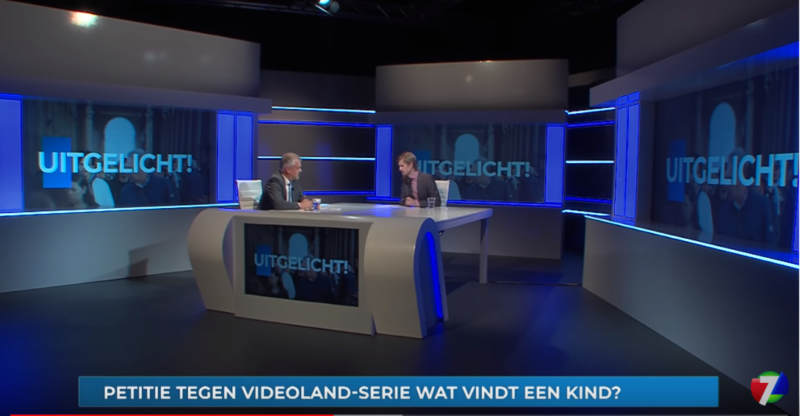 Family7 interviewt Hugo Bos over de seksuele indoctrinatie van kinderen