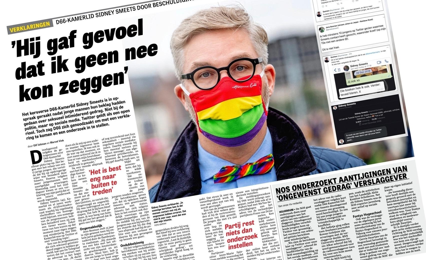 Affaire Sidney Smeets: hoe pedo- en homoseksualiteit verweven zijn