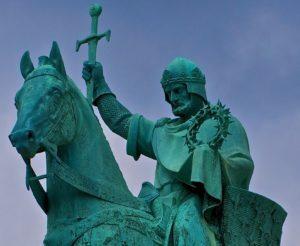 #PrayForNice tot Franse koning die kruistochten voerde tegen islam