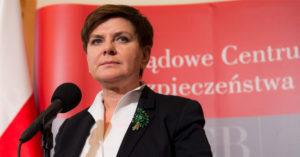 Poolse premier: Polen pikt geen chantage van de EU!