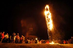 Traditie is niet het aanbidden van as, maar het doorgeven van vuur