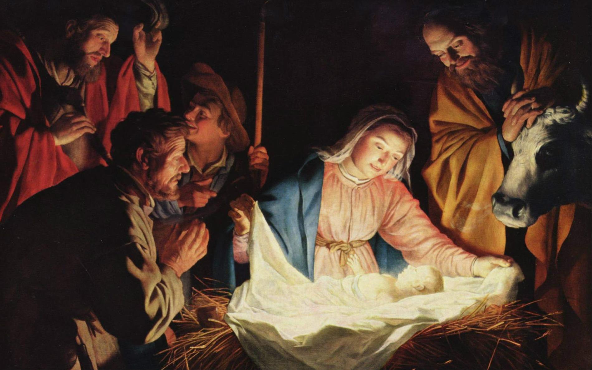 Cultuur onder Vuur wenst u een gezegend kerstmis!