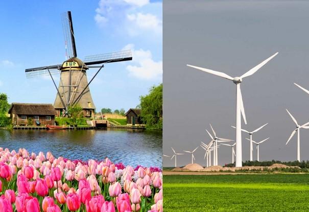 Waarom kunnen ze geen mooie windmolens maken?