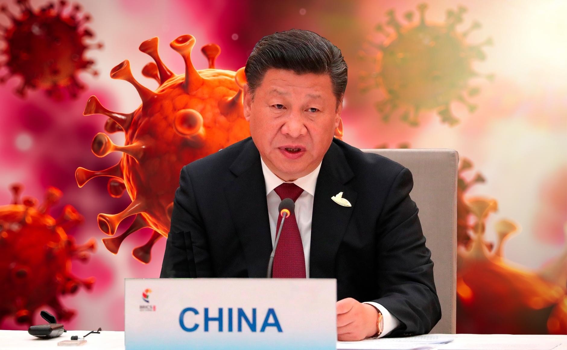 De coronacoup (9) De Grote Herstart onder leiding van China