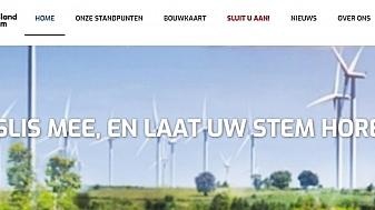 Provincie Noord-Holland probeert referendum tegen windturbines te stoppen
