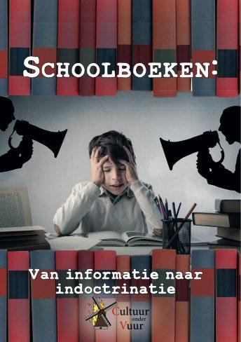 Schoolboeken: van informatie naar indoctrinatie