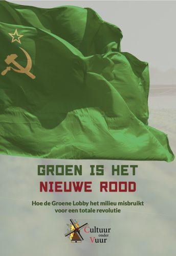 Groen is het nieuwe rood