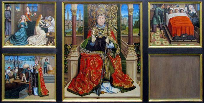 1280px Maestro della legenda di s lucia forse francois van den pitte altare di s nicola 1479 1505 ca copy
