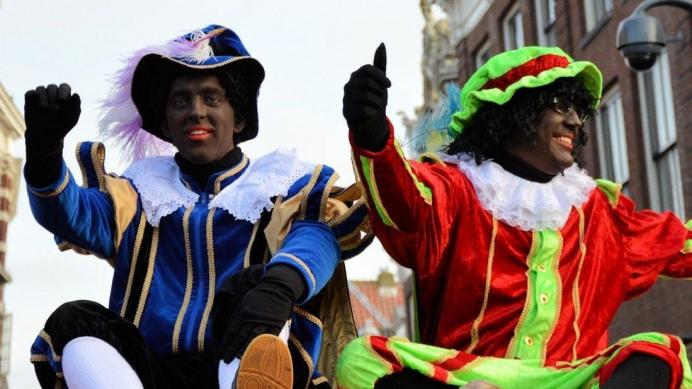 Burgemeester, zwicht niet. Sta pal voor Zwarte Piet!