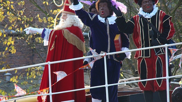 Stop nu Sylvana's Zwarte Pietenjacht!