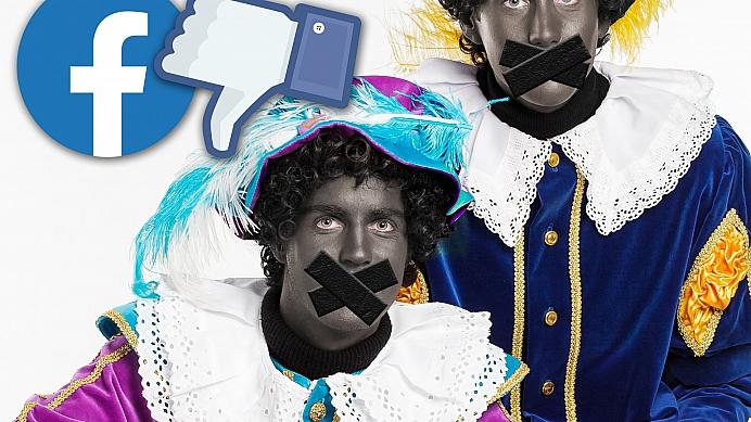 Facebook, stop de oorlog tegen Zwarte Piet!