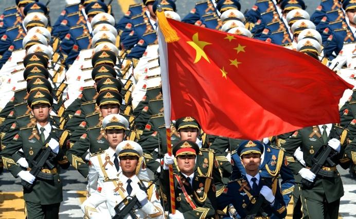 Парад в честь 70 летия Великой Победы 40