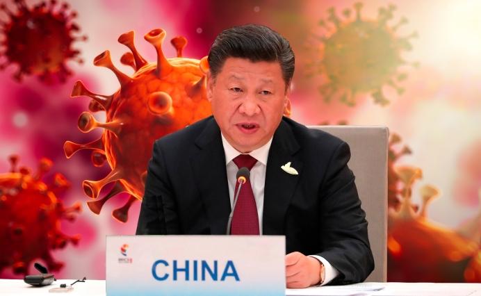 Xi jinping corona