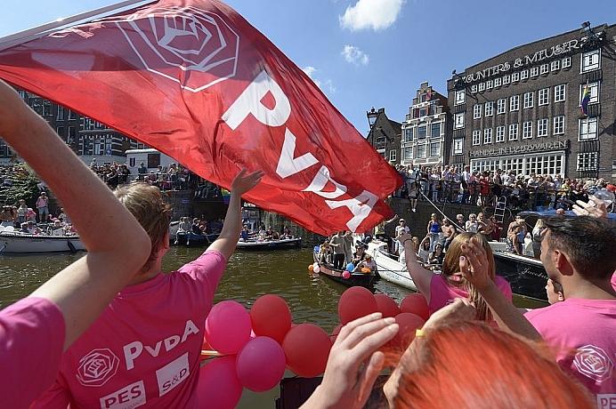 Canal Parade Amsterdam Euro Pride 2016 Pvd A 28225700064