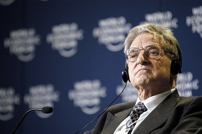 George Soros CC BY NC SA 2 0