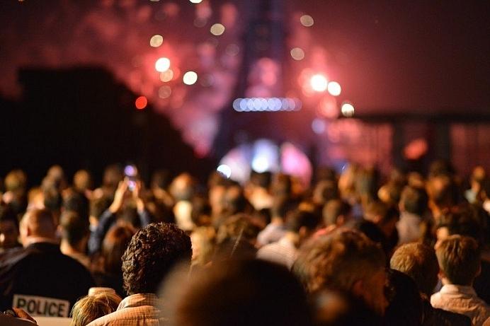 Party people Paris