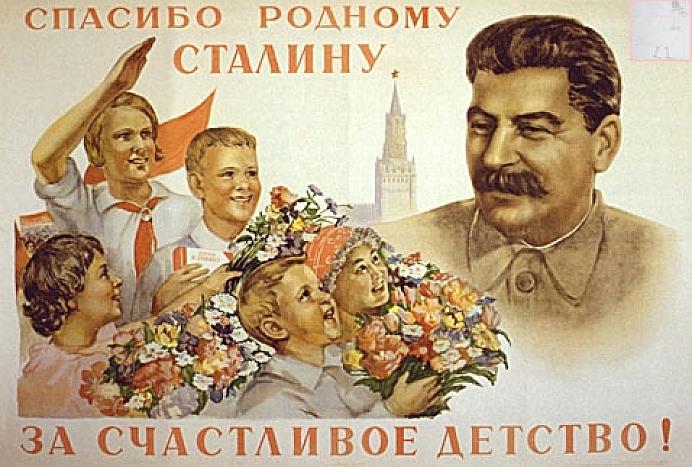 Stalin jeugd