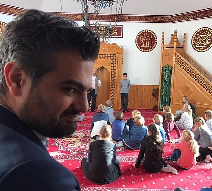 kuzu denk kinderen moskee