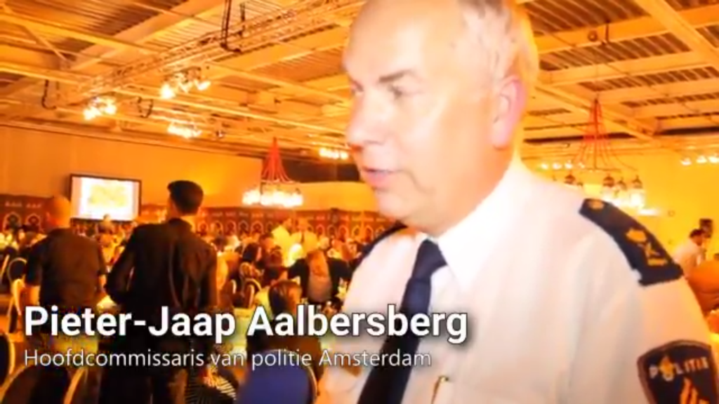 "Politiecommissaris Aalbersberg: Ramadan is ""heilige maand"""