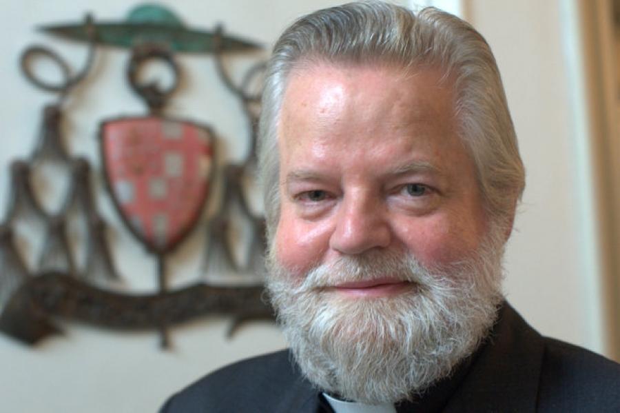 """Bisschop Punt: """"Schepper spreekt ongeboren leven aan als nieuwe mens"""""""