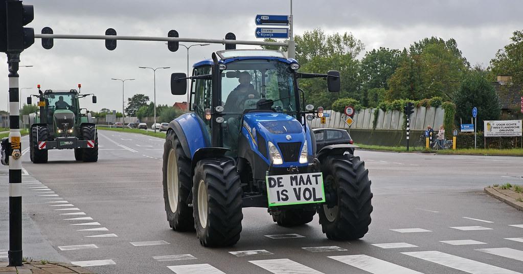 De stikstofkwestie is een voorwendsel om het recht op privé-eigendom in Nederland te vernietigen