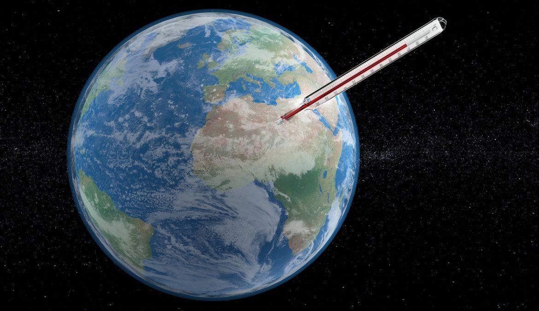 Klimaatverandering is een normaal fenomeen