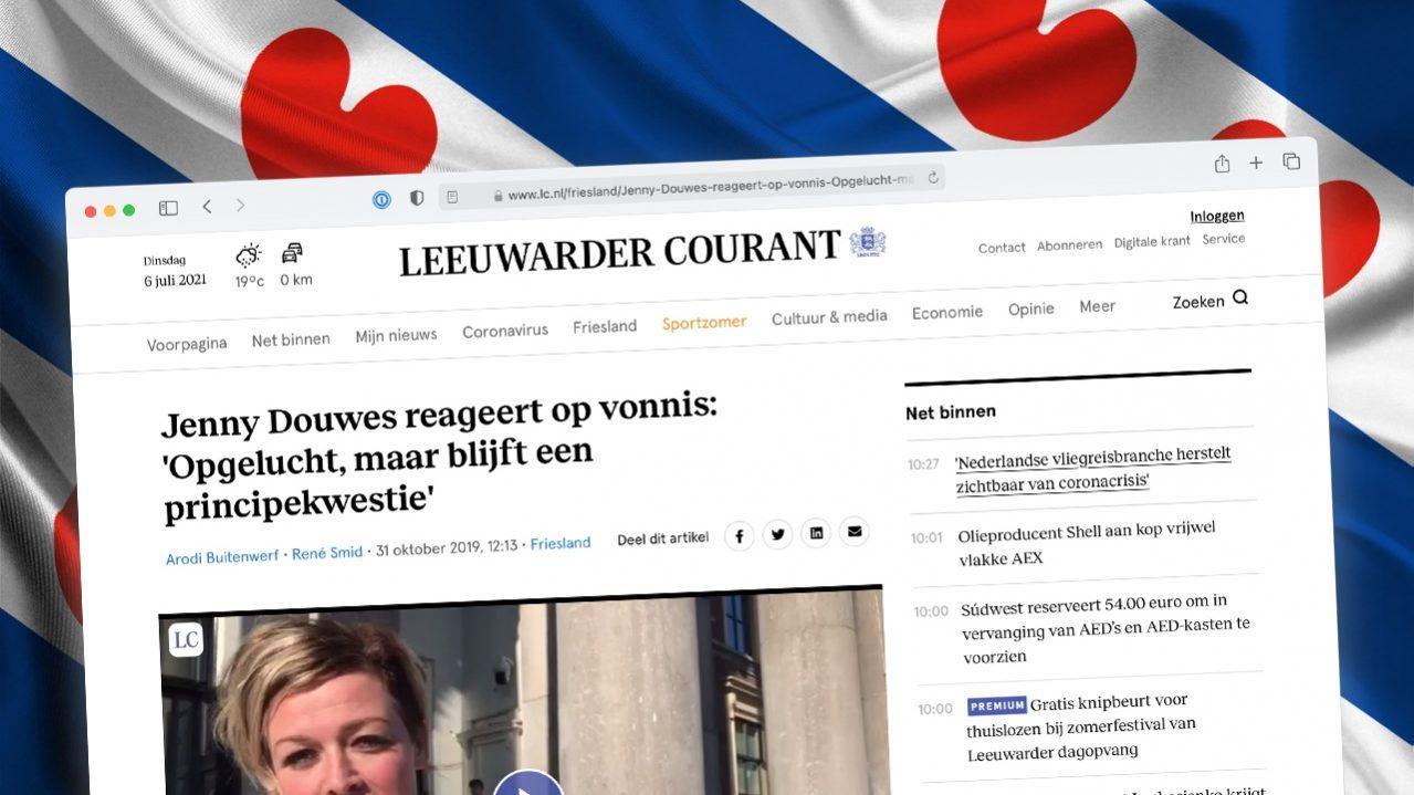 De zaak Dokkum: Het dubbele gezicht van burgemeester Waanders