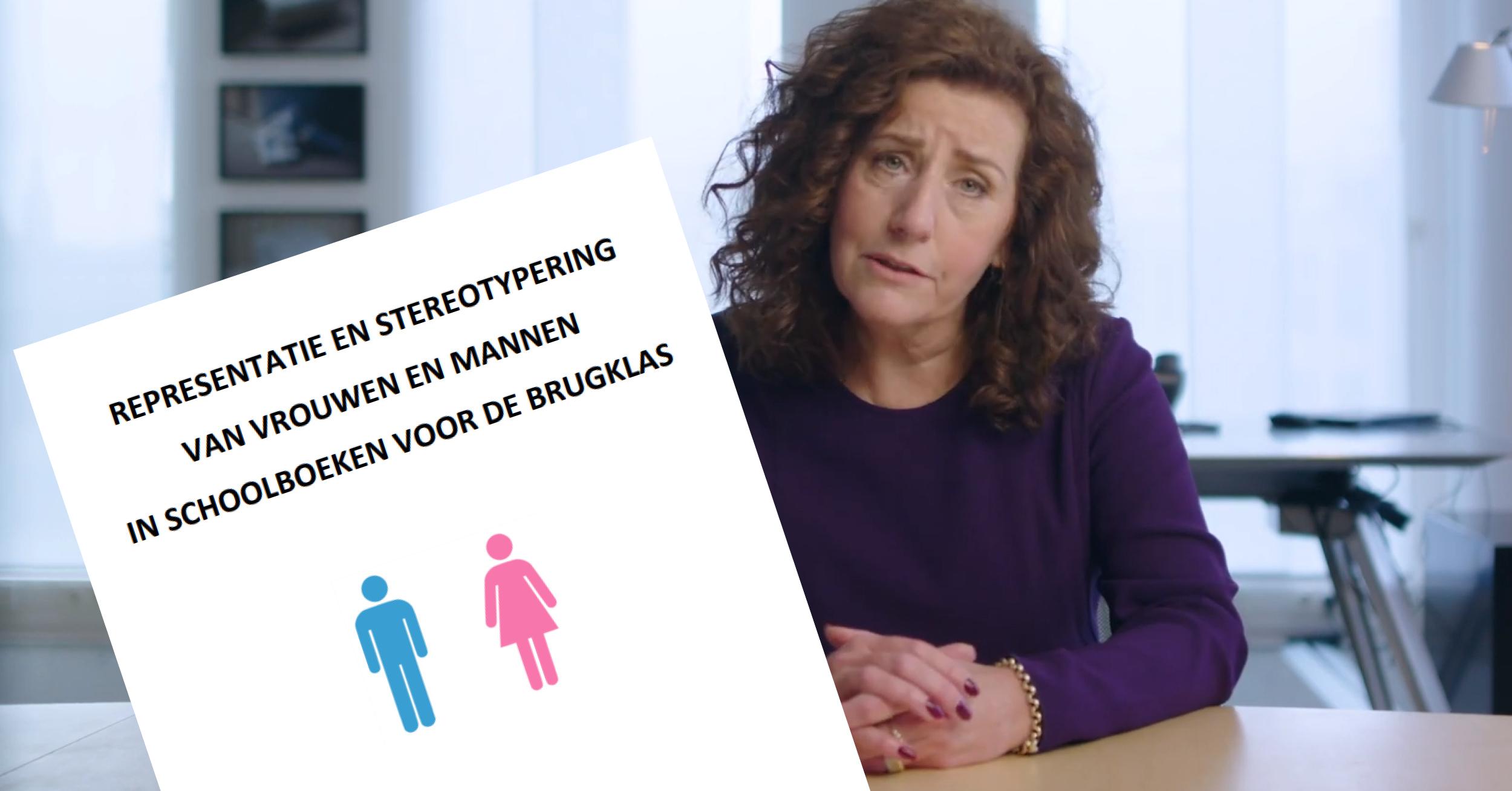 Betrapt: academisch rapport tegen 'genderstereotypering' in schoolboeken is besteld door D66-minister Van Engelshoven