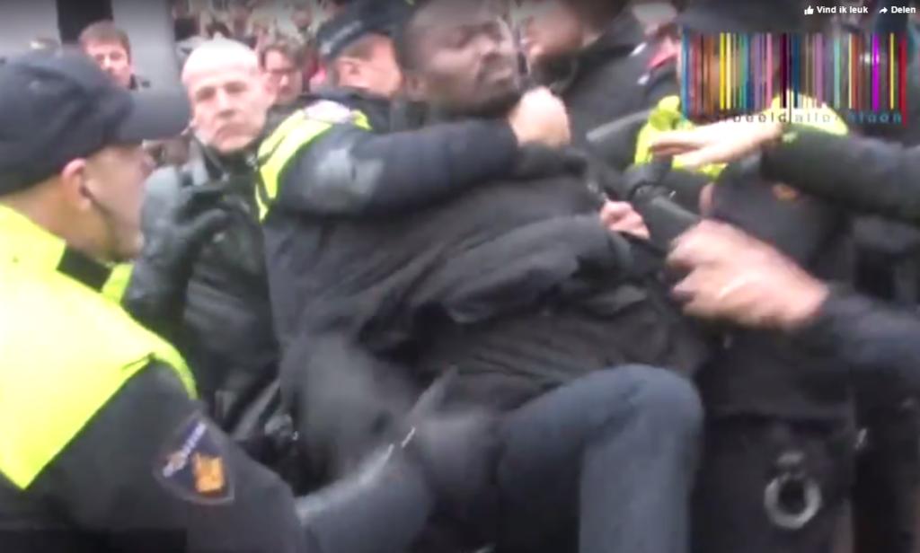 Zwarte Piet-haters staan op radar van Nederlandse terrorismebestrijding