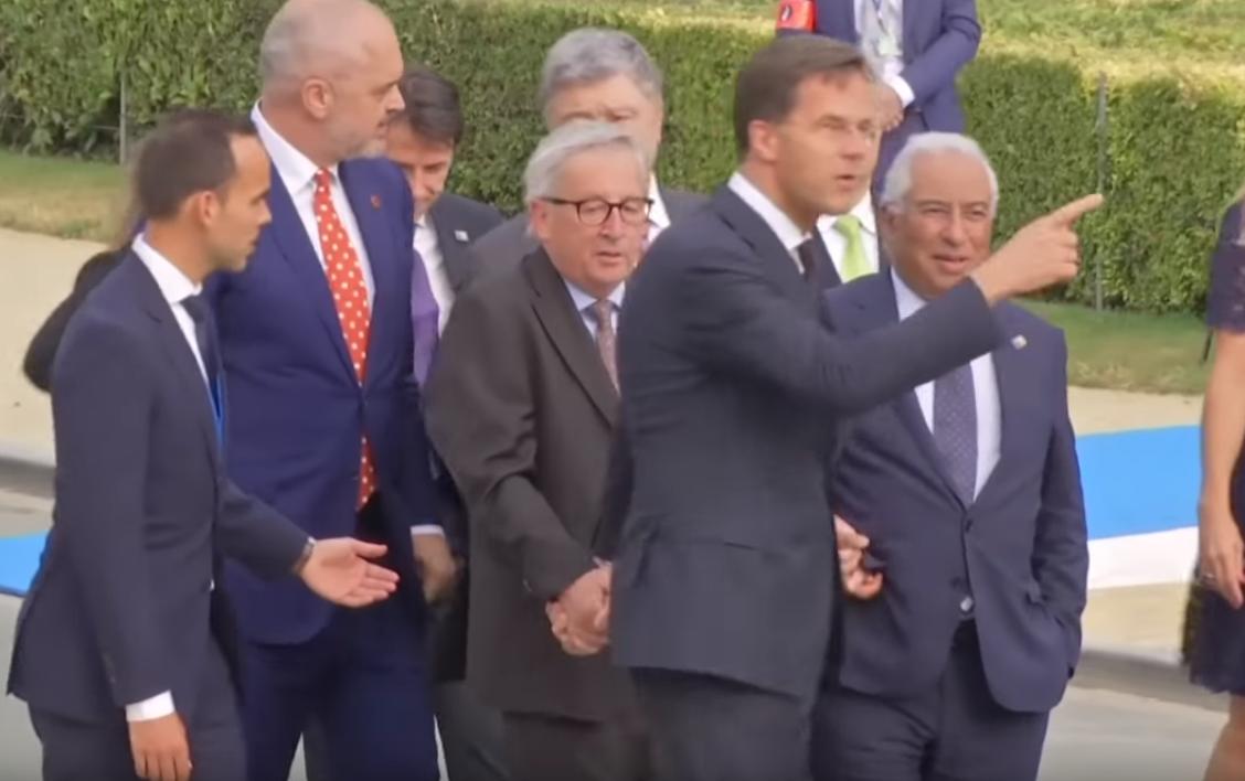 Betrapt! Europese Commissie blijkt drijvende kracht achter het klimaatspijbelen