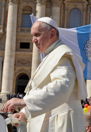 Pauselijk bezoek aan Marokko
