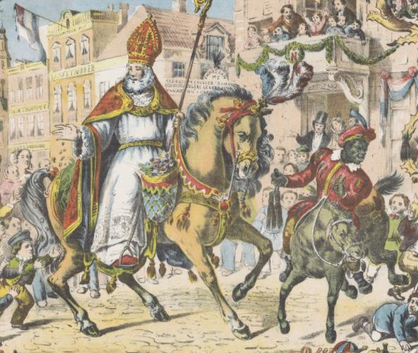 Wie is de echte Sinterklaas?