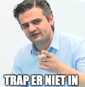 Deze leugens verspreiden ronselaars van DENK over Nederlanders en christenen