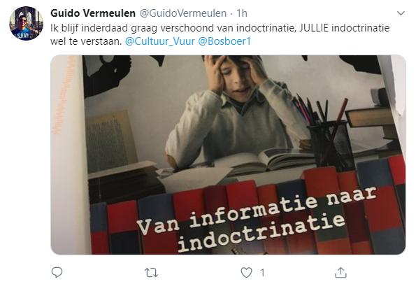 Veelzeggend: EenVandaag-journalist boos vanwege rapport over linkse indoctrinatie in schoolboeken