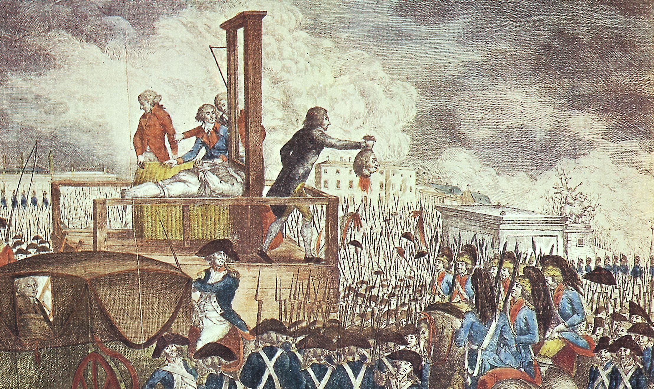 De oorsprong van de Seksuele Revolutie (1): de gedwongen 'bevrijding' door de Franse Revolutie