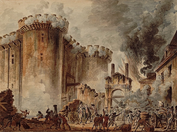 Prise de la Bastille