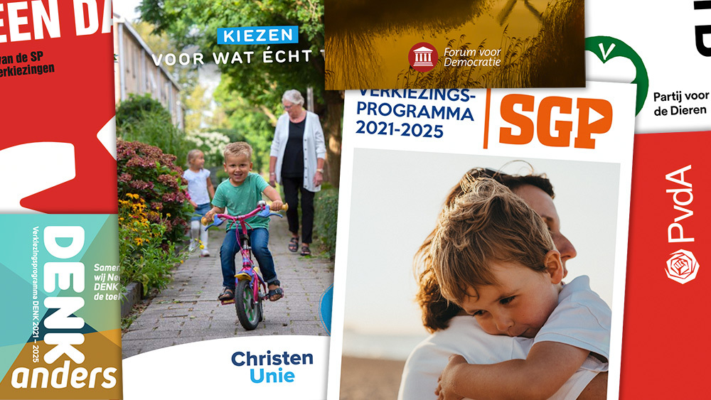 Pro-life verkiezingsmonitor 2021