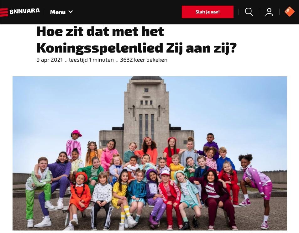 Koningsspelenlied zinkt nog dieper: kinderen zingen over geslachtsgemeenschap